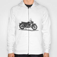 Vintage Motorcycle Hoody