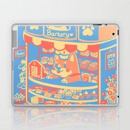 Panko's Barkery Laptop & iPad Skin