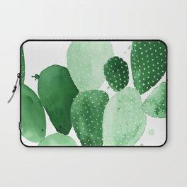 Green Paddle Cactus II Laptop Sleeve