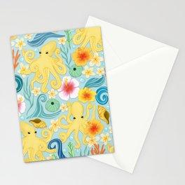 Under The Hawaiin Sea Stationery Cards