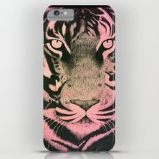 Be a Tiger (Pink) iPhone 6 Plus Slim Case