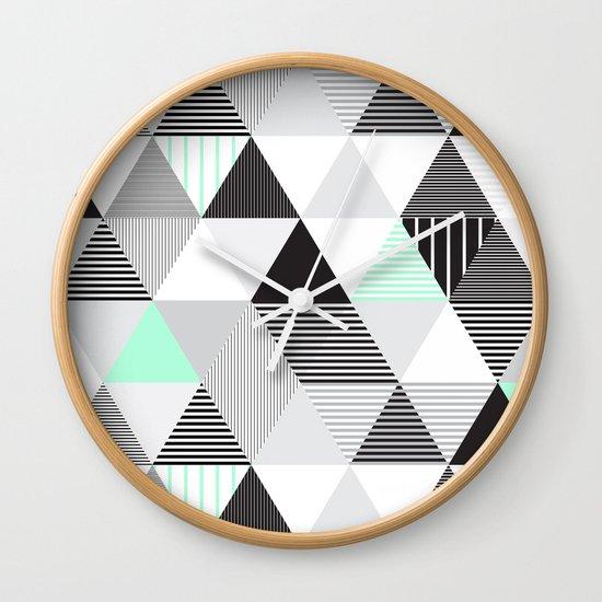 Drieh Wall Clock