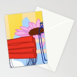 Mayonnaise Popsicle Stationery Cards