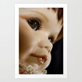 Doll 4 Art Print