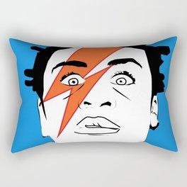 crazy eyes Rectangular Pillow