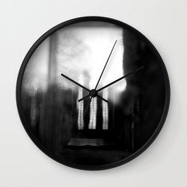Monastery II Wall Clock