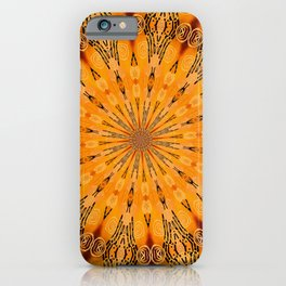 Tribal-Barbara Chichester iPhone Case