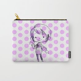 Chibi Momo Carry-All Pouch
