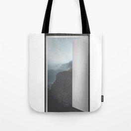 DOOR TO ? Tote Bag