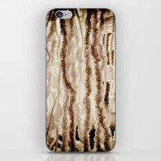 fringe iPhone & iPod Skin