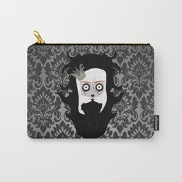 Horror portrait (girl) Carry-All Pouch
