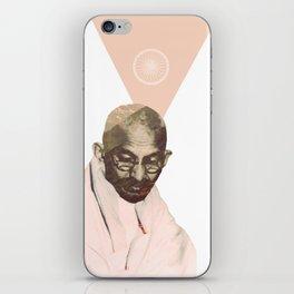 ℳahatma iPhone Skin