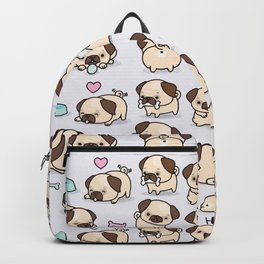 Pugs Backpack