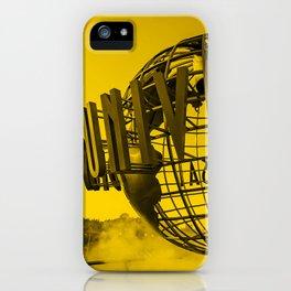 Universal Studios Hollywood iPhone Case