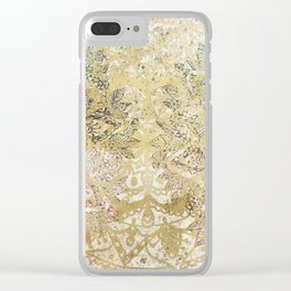 A Grand Holiday Celebration Clear iPhone Case