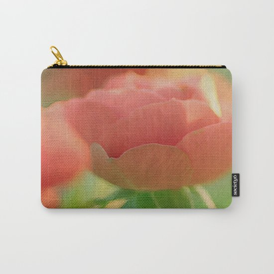 Romantic rose(5) Carry-All Pouch