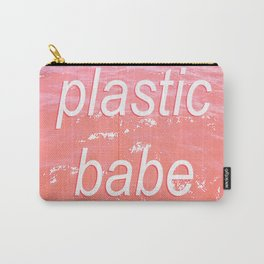 Plastic babe Carry-All Pouch
