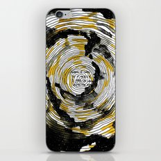 i fell in love with the sun iPhone & iPod Skin