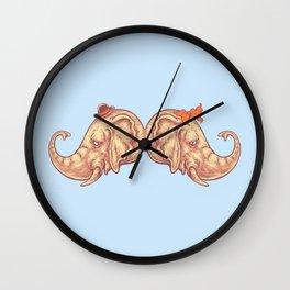 keep romantic Wall Clock