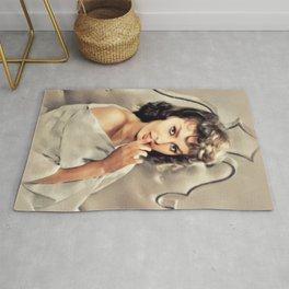 Sophia Loren, Actress Rug