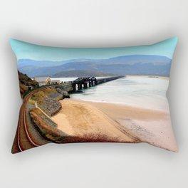 Barmouth Mid Wales Rectangular Pillow