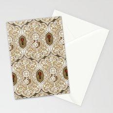 Clockwork Valentine Stationery Cards
