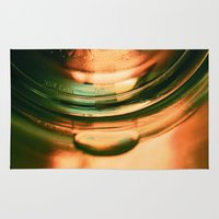 glass Area & Throw Rugs featuring Glass by beerreeme