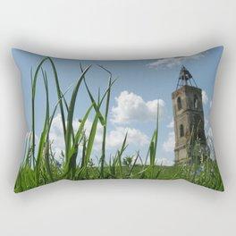 in  time Rectangular Pillow