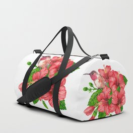 Tropical bouquet Duffle Bag