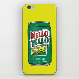 Mello Yello iPhone Skin
