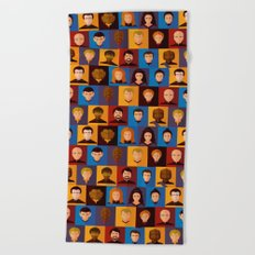 STARFLEET Beach Towel