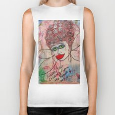 Fairy Art Mother Biker Tank