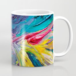 Bird Flower Coffee Mug