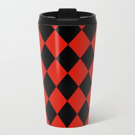 Harlequin Diamonds Travel Mug