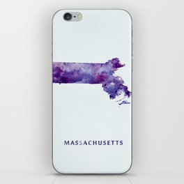 Massachusetts iPhone Skin