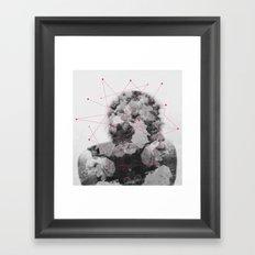 Cosmic Illusions  Framed Art Print