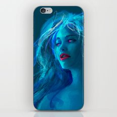 MELANCHOLY PILL iPhone & iPod Skin