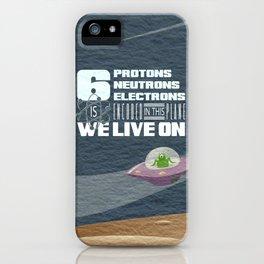 311 - Galaxy iPhone Case