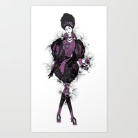baroque Art Prints featuring Baroque by ESZAdesign™