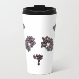 Coffee Bean Panda Travel Mug