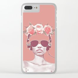 Vibes Clear iPhone Case