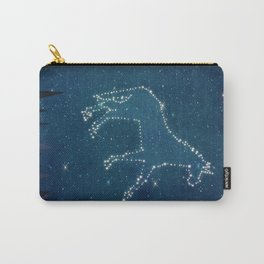 Constellation Unicorn Carry-All Pouch