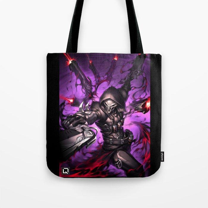 reaper over Tote Bag