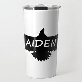Aiden Eagle Travel Mug