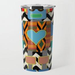 Kente Bot 2 Travel Mug