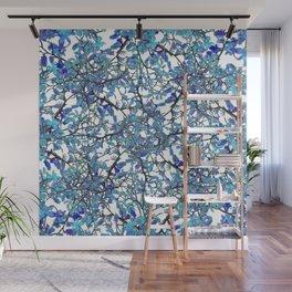 Modern Nouveau Pattern Wall Mural