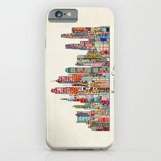 kansas city Missouri skyline iPhone 6s Slim Case