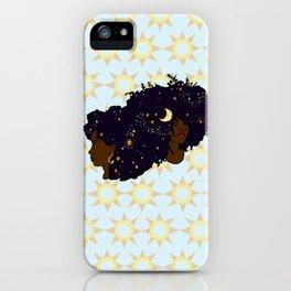 Sun Sisters 02 iPhone Case