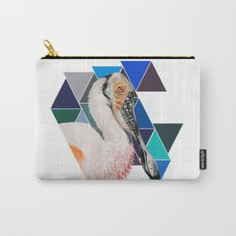 Spoonbill geometry Carry-All Pouch