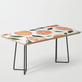 Summer oranges Coffee Table
